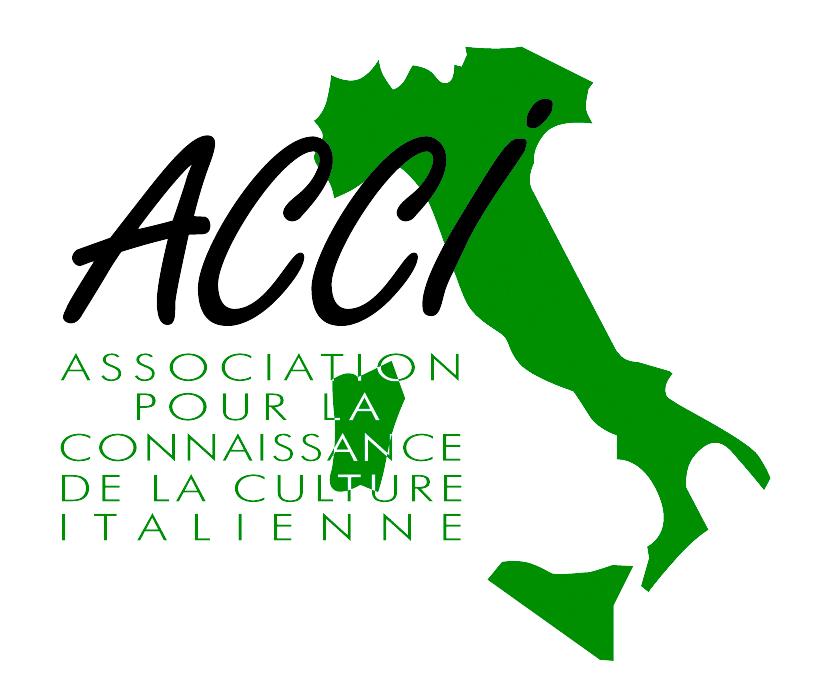 ACCI – Association pour la Connaissance de la Culture Italienne. Cours d'italien à Marseille